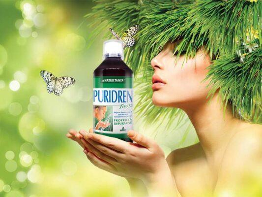 Natur Tanya - Puridren koncentrátum - 500ml